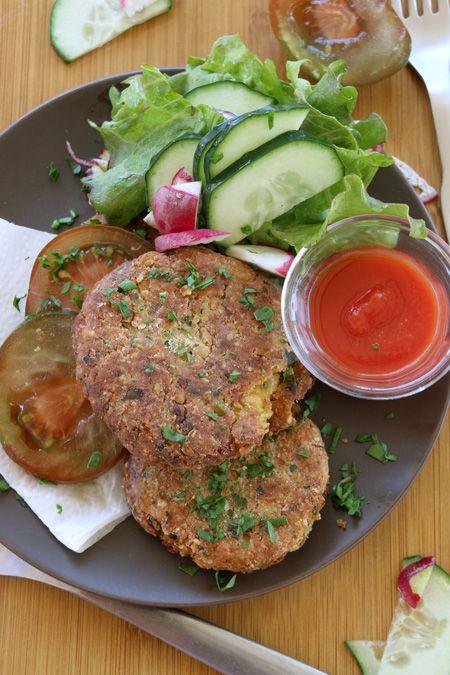 garbanzo-burger