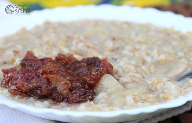 porridge-with-compote
