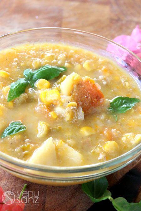 sopa-vegana-de-maíz