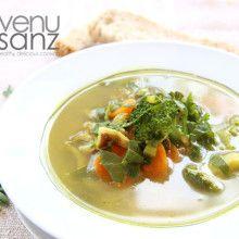 Sopa-primaveral-de-verduras