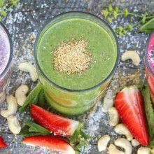 Alimentación energética y saludable en primavera