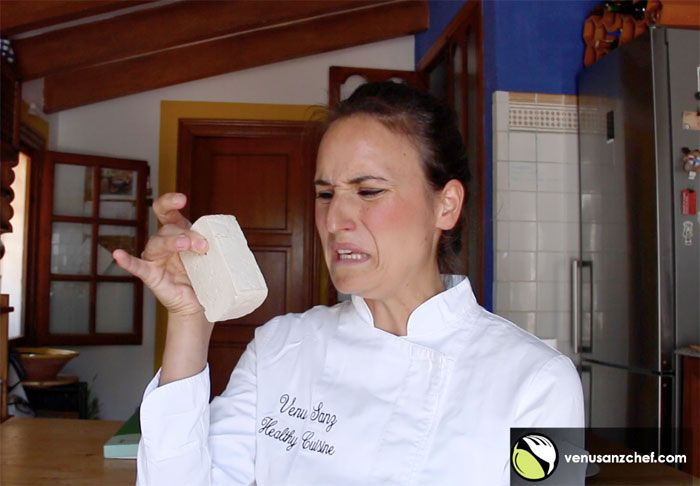 cómo marinar el tofu