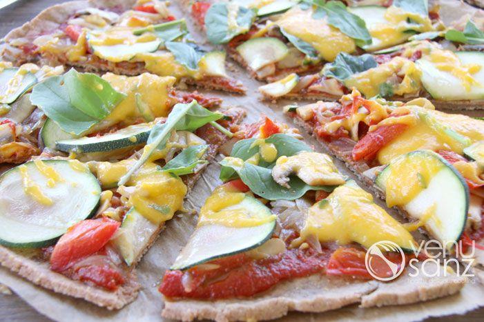 pizza-vegana-sin-gluten