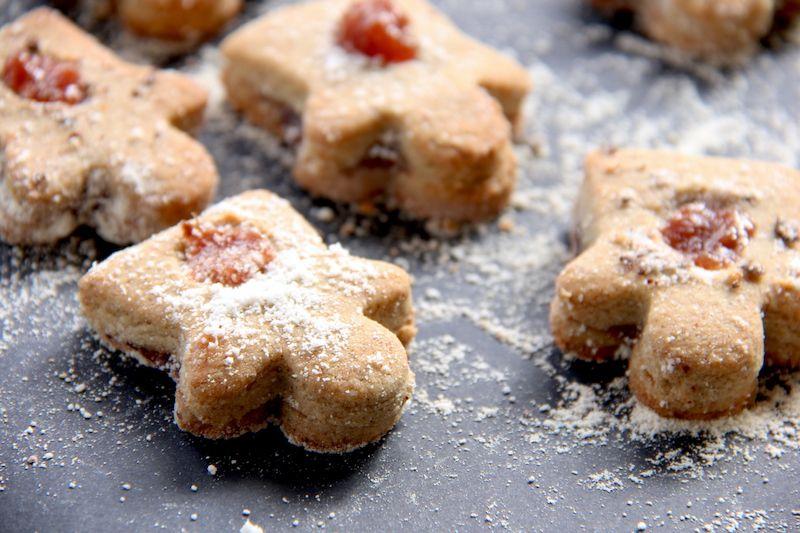 galletas veganas y sin gluten