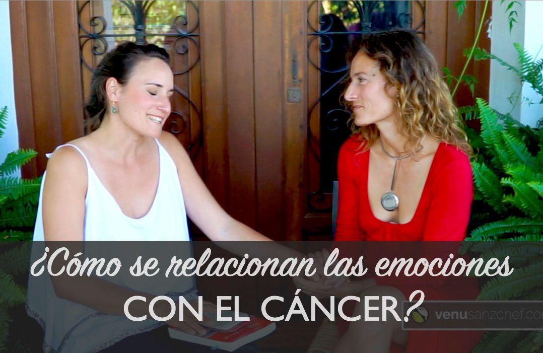 Relación emociones y cáncer