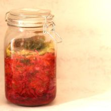 Receta Kimchi de verduras