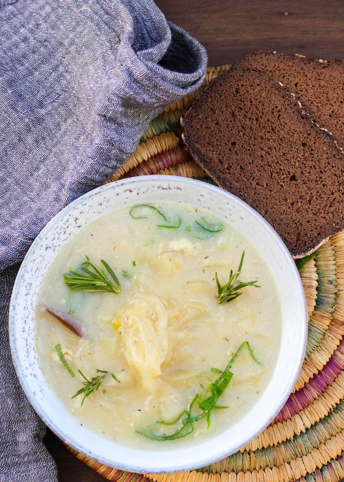 Sopa de cebolla 2