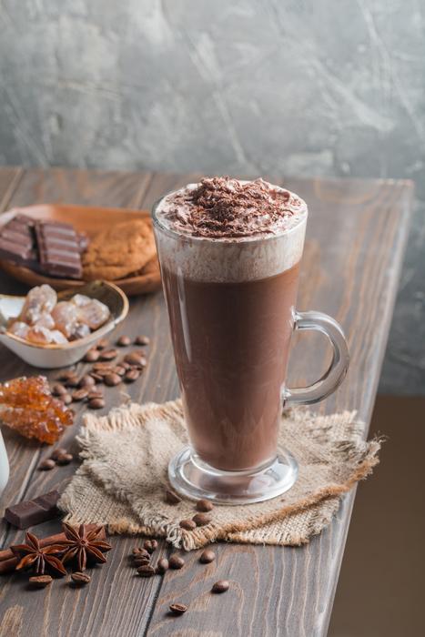 Chocolate especiado