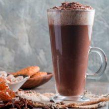 Chocolate especiado a la taza